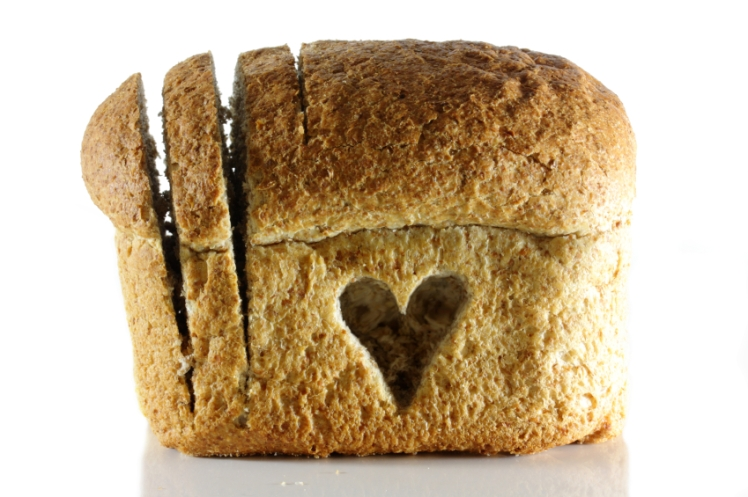 Bread-heart
